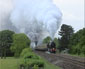 6201 on Lickey Incline - 29 May 10